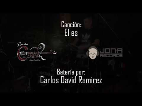El es - Crea2 - Cover Drums Carlos David