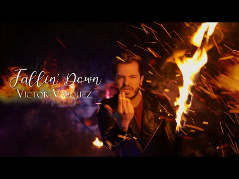 Victor Vásquez  -Fallin´ Down (Fary RMX) Official Video 4K